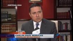 Guatemala pone condiciones para permitir paso de migrantes cubanos