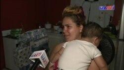 Cubanos varados en Trinidad y Tobago reciben donación desde Miami