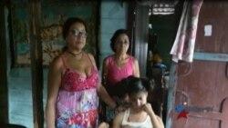 Gobierno cubano desatiende condiciones de vivienda de niñas discapacitadas en Baracoa