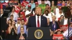 Trump realiza su primer acto de Campaña 2020 en Orlando Florida