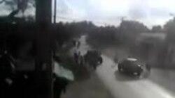 Filman represión en Camagüey en el Día de los Derechos Humanos