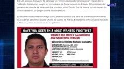 EEUU ofrece recompensa para capturar a funcionario del régimen venezolano