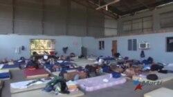 Más de 7,000 cubanos esperan por solución en Costa Rica
