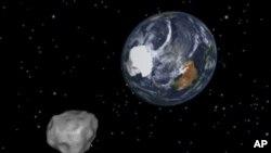 La roca tiene un diámetro de 548 metros y pasará a 1.19 millones de kilómetros del planeta.