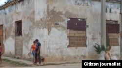 Ni lavandería ni clínica Reporta Cuba Foto Misael Aguilar.