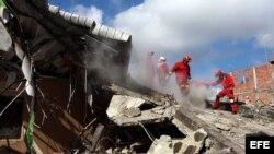 Terremoto deja destrucción y muerte en Ecuador