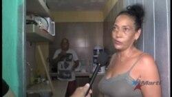Gobierno cubano entrega viviendas defectuosas a personas albergadas