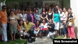 Profesionales de la salud chilenos en Cuba