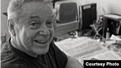 El director de cine cubano Fausto Canel, quien reside en Miami, Florida.