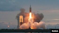 La nave utilizó cerca de 1.200 sensores y alcanzó una distancia de casi 6.000 kilómetros en el espacio.