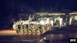Operación militar de Turqía para sacar la tumba de Suleimán de Siria.