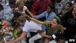 Iniciativa opositora para lograr desobediencia civil no violenta