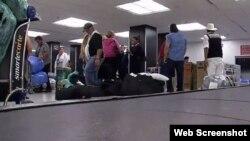 Desconcierto de pasajeros en aeropuerto internacional de Miami