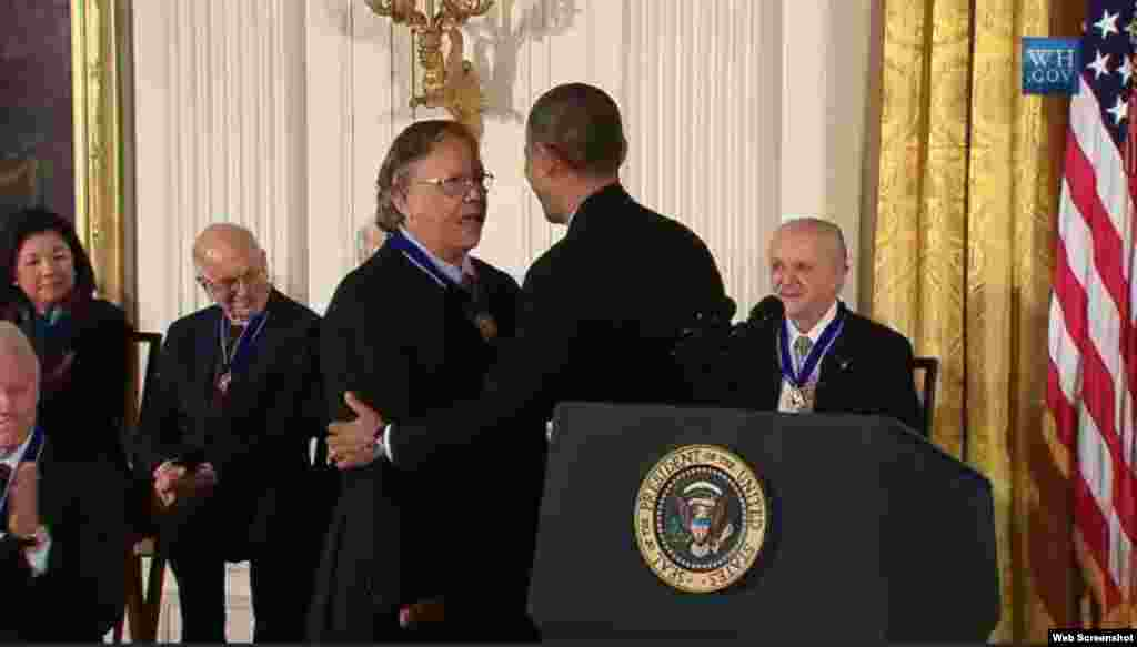 Medalla Presidencial de la Libertad - Arturo Sandoval