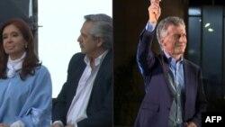 Candidatos a la presidencia en Argentina