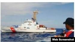 Oficiales de la Guardia Costera de Puerto Rico iy EEUU han intervenido en casos similares en los últimos meses.