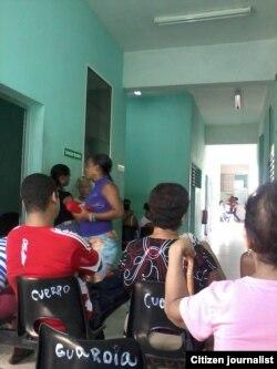 Policlínico Santiago de Cuba foto/Yusmila Reyna