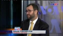 Entrevista a Brian Fincheltub, líder estudiantil venezolano