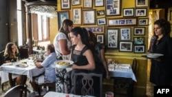 La paladar La Guarida, en La Habana. (Archivo)
