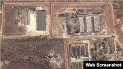 Prisión Kilo 7, en Camagüey.