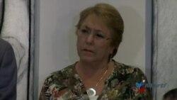 Critican a presidenta Michelle Bachelet por no reunirse con la disidencia en Cuba