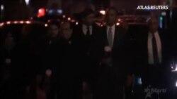 Barack Obama visita Bataclan
