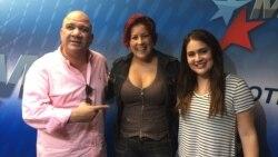 1800 Online con Kary Bernal, la actriz, modelo y presentadora cubana.