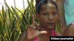 Testimonio de presa política cubana, Melkis Faure