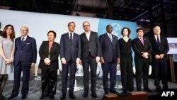 Líderes políticos de 12 países reunidos en el Foro de París sobre la Paz apoyan declaración de RSF.