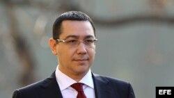 El socialdemócrata Victor Ponta.