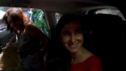 """Yoani y Eliécer: El cambio en Cuba """"vendrá de la mano de los ciudadanos"""""""