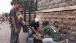 Miles de nicaragüenses buscan refugio en Costa Rica