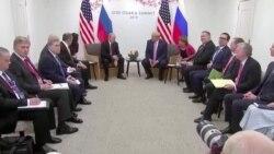 Trump bromea pidiendo a Putin que no interfiera en elecciones de 2020