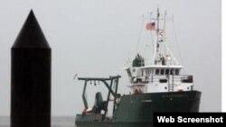 Los científicos estadounidenses viajarán a Cuba el 9 de mayo a bordo del R/V Weatherbird II.
