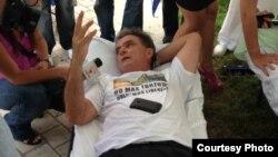 Huelga de hambre y vigilia en Miami