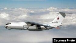 Avión ruso Il-78