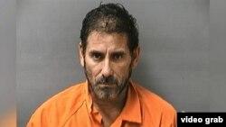 El expolicía cubano Hareton Jaime Rodríguez Sariol comparece en la corte del condado de Rockingham, Virginia.