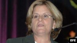 La congresista estadounidense Ileana Ros-Lethinen.