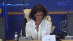 Parlamento Europeo lamenta represión en Cuba