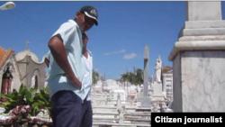 El saqueo de tumbas en Cementerio de Camagüey