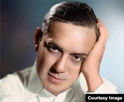 El maestro de la música Ernesto Lecuona.