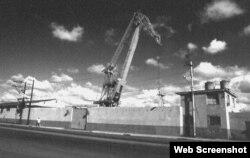 Muelle Salvamento Avenida del Puerto La Habana, de donde partieron expedicionarios del 13 de Marzo