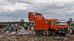Caos en la recogida de basura en La Lisa
