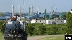 Cuba petróleo Habana.
