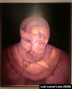 """Homenaje a Nicolás de Cusa"" (1994, Rafael Soriano)."