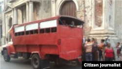 Reporta Cuba transporte @Lazarounpacu2