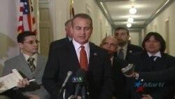 Congresista insta a Obama a solidarizarse con huelguista en Cuba
