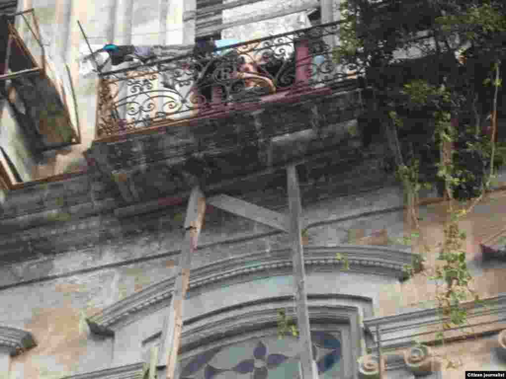 Peligro en las alturas Foto Miladis Carnel