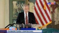 Tras la Noticia; El embargo y las medidas de la administración de Trump hacia Latinoamérica