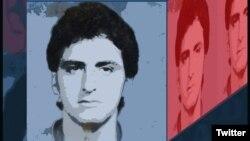 Ernesto Borges, 21 años encarcelado en Cuba. (Twitter/@ILusson)